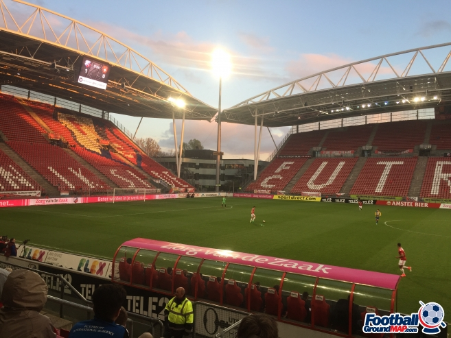 A photo of Stadion Galgenwaard uploaded by andy-s