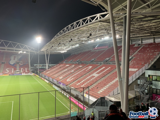 A photo of Stadion Galgenwaard uploaded by shift