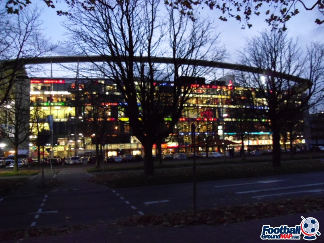 A photo of Stadion Galgenwaard uploaded by smithybridge-blue