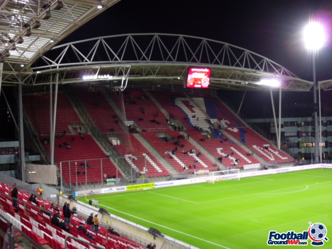 A photo of Stadion Galgenwaard uploaded by smithybridge-blue