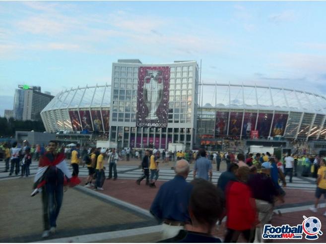A photo of Stadion Kolos uploaded by citizen