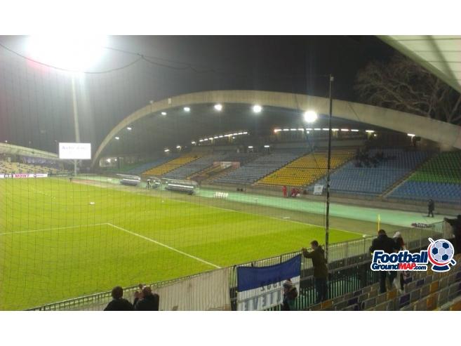 A photo of Stadion Ljudski Vrt uploaded by mjsvr4