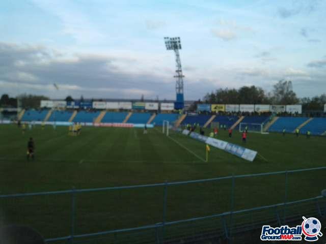 A photo of Stadion Lokomotivy v Cermeli uploaded by saklov
