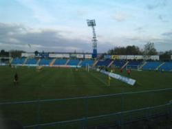Stadion Lokomotivy v Cermeli