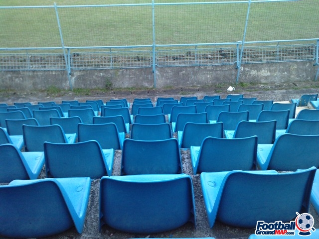 A photo of Stadion Lokomotivy v Cermeli uploaded by saklov