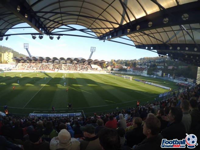 A photo of Stadion MFK Ruzomberok uploaded by briza25