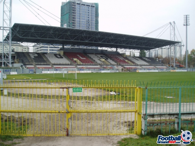 A photo of Stadion Polonii uploaded by boroflag