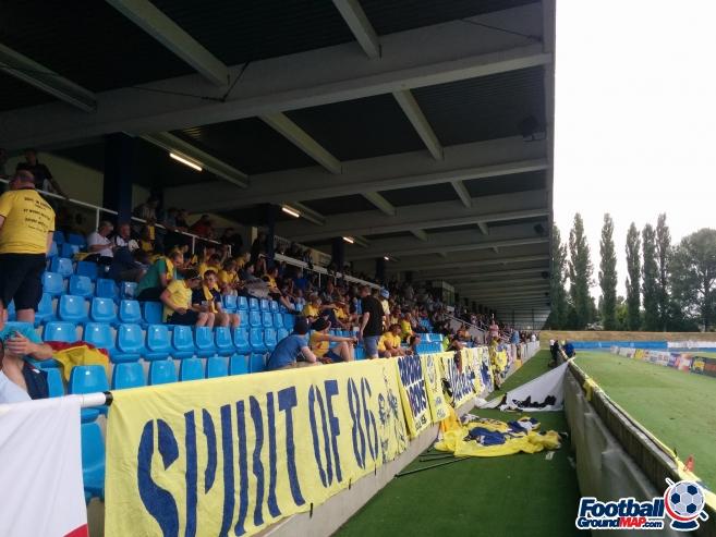 A photo of Stadion Wiener Neustadt uploaded by matttheox