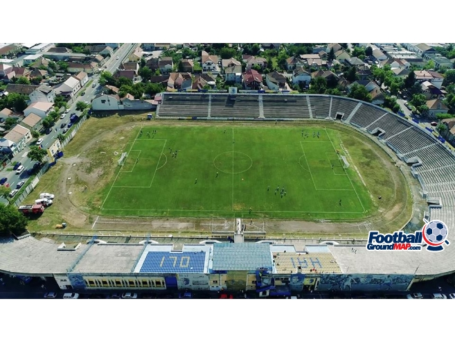 A photo of Stadionul Olimpia uploaded by ronniesteeler