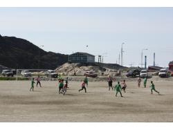 An image of Stadium Arsaattarfik uploaded by paul4jags