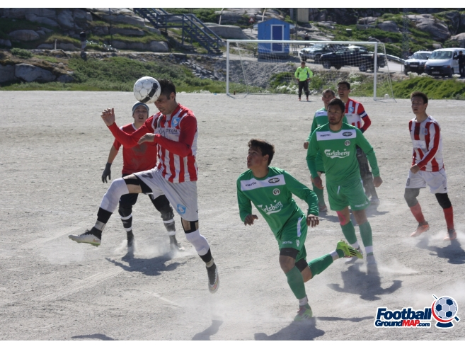 A photo of Stadium Arsaattarfik uploaded by paul4jags