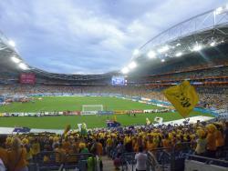 Stadium Australia (ANZ Stadium)