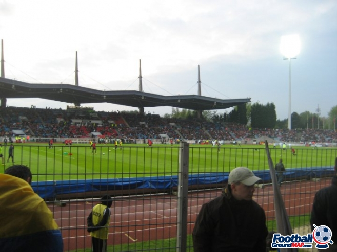 A photo of Stadium Lille Metropole de Villeneuve d'Ascq uploaded by facebook-user-100186