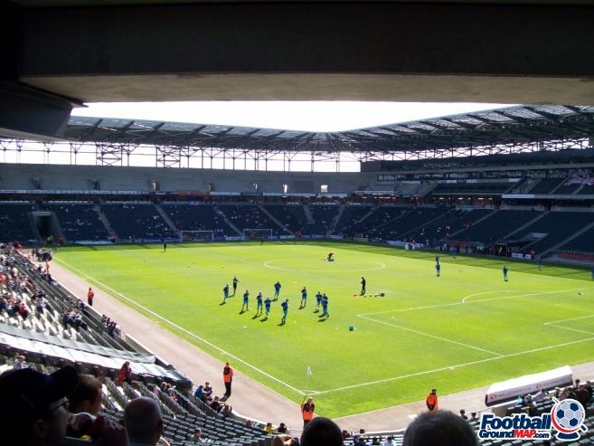 A photo of Stadium: MK uploaded by chunk9