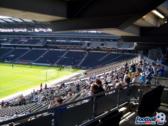 A photo of Stadium:MK uploaded by chunk9