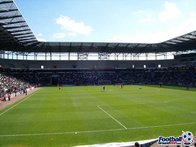 A photo of Stadium: MK uploaded by chunk9