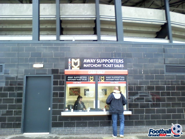 A photo of Stadium:MK uploaded by facebook-user-90348