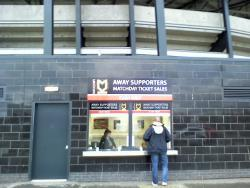 An image of Stadium:MK uploaded by facebook-user-90348