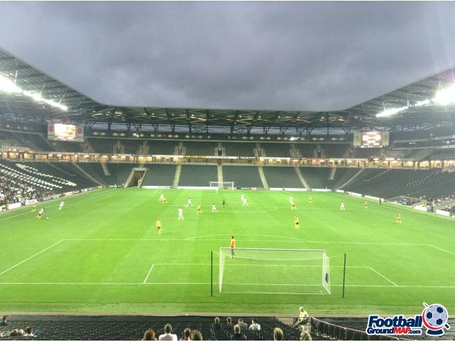 A photo of Stadium:MK uploaded by bha52