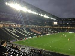 An image of Stadium:MK uploaded by bha52