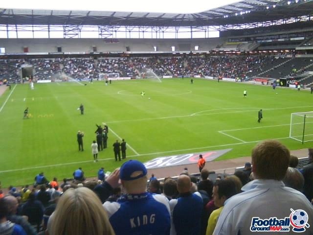 A photo of Stadium: MK uploaded by facebook-user-92338