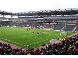 An image of Stadium:MK uploaded by watesie