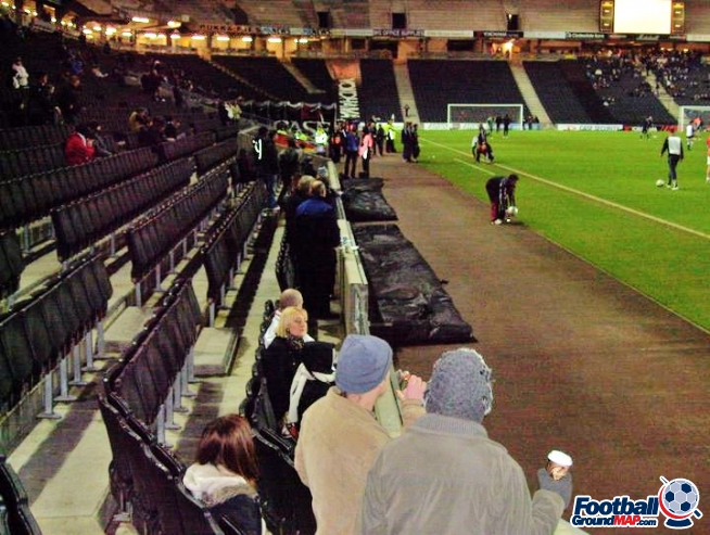 A photo of Stadium: MK uploaded by facebook-user-89046