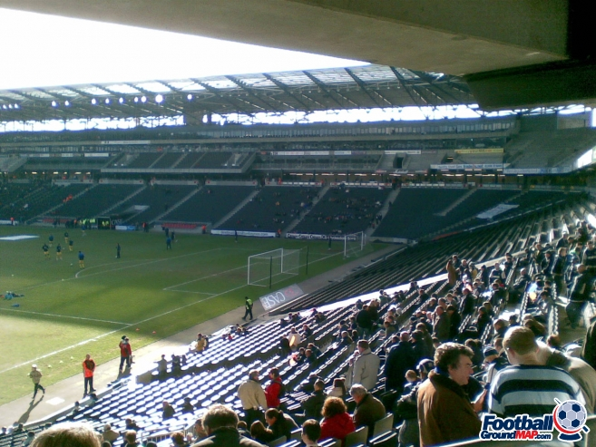 A photo of Stadium: MK uploaded by beershrimper