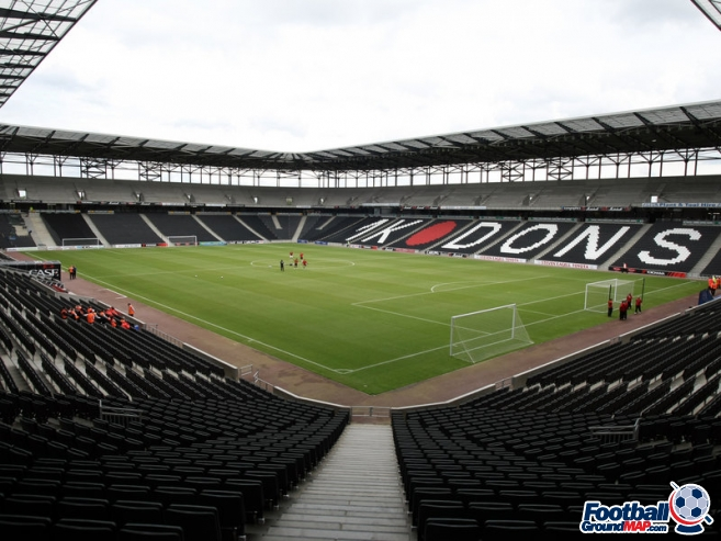 A photo of Stadium: MK uploaded by danw2002