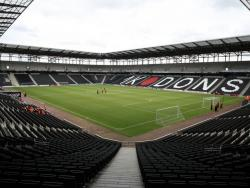 An image of Stadium:MK uploaded by danw2002