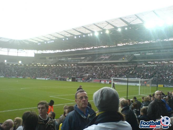 A photo of Stadium: MK uploaded by marcjbrine