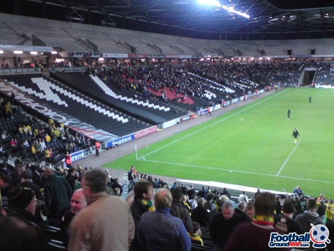 A photo of Stadium: MK uploaded by biscuitman88