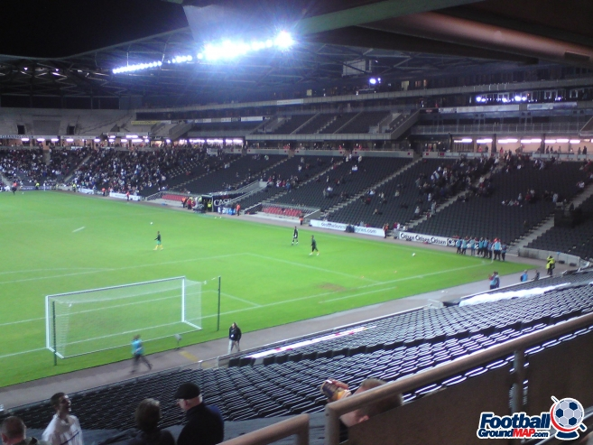 A photo of Stadium:MK uploaded by biscuitman88