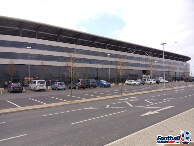 A photo of Stadium: MK uploaded by smithybridge-blue