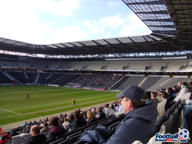 A photo of Stadium:MK uploaded by smithybridge-blue