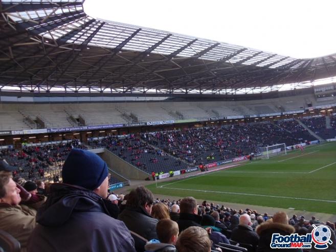 A photo of Stadium: MK uploaded by smithybridge-blue
