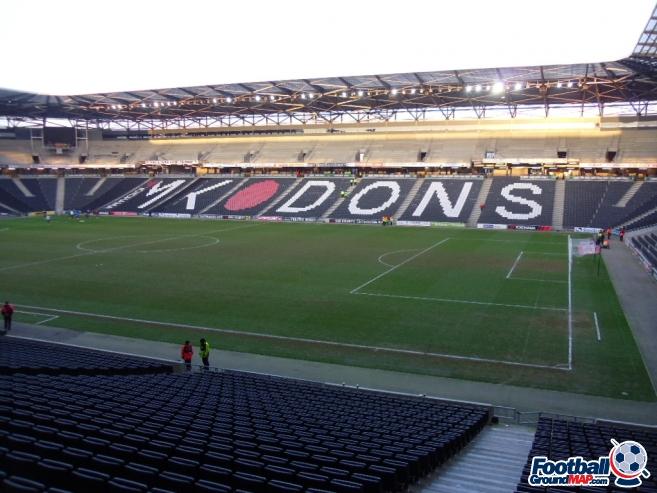 A photo of Stadium:MK uploaded by smithybridge-blue