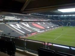 An image of Stadium:MK uploaded by harry555