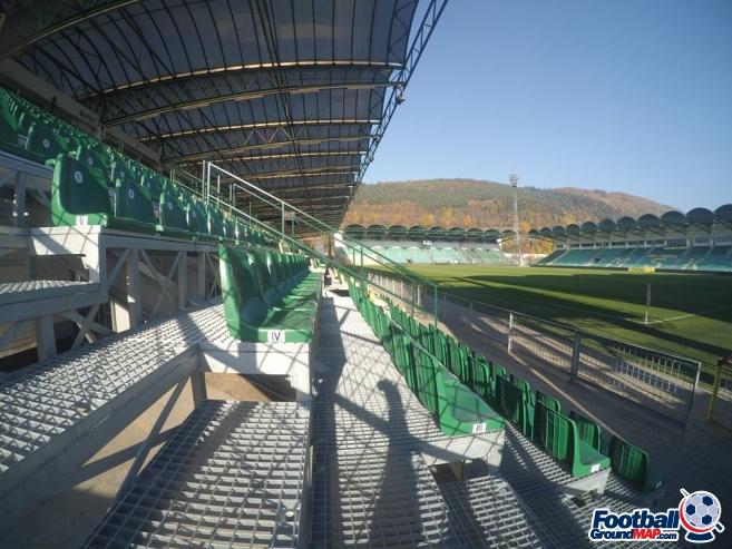 A photo of Stadium Pod Dubnom uploaded by briza25