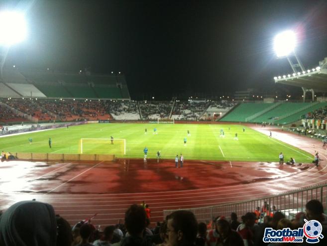 A photo of Stadium Puskas Ferenc uploaded by stuff10
