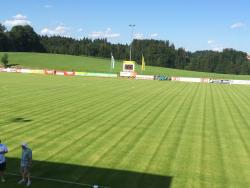 An image of Stadium Sportzentrum Eugendorf uploaded by leedsfan85