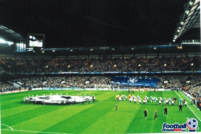 A photo of Stamford Bridge uploaded by facebook-user-81871