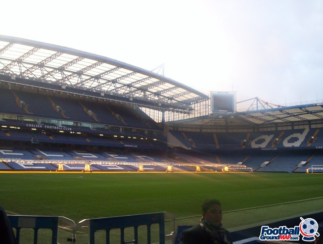 A photo of Stamford Bridge uploaded by facebook-user-103574