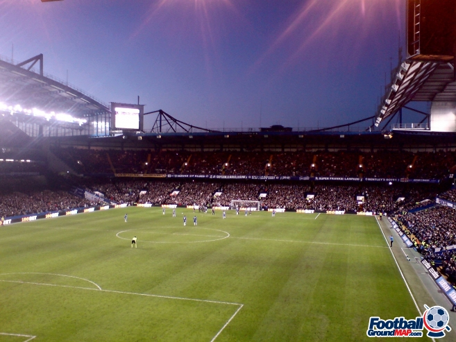 A photo of Stamford Bridge uploaded by facebook-user-90651
