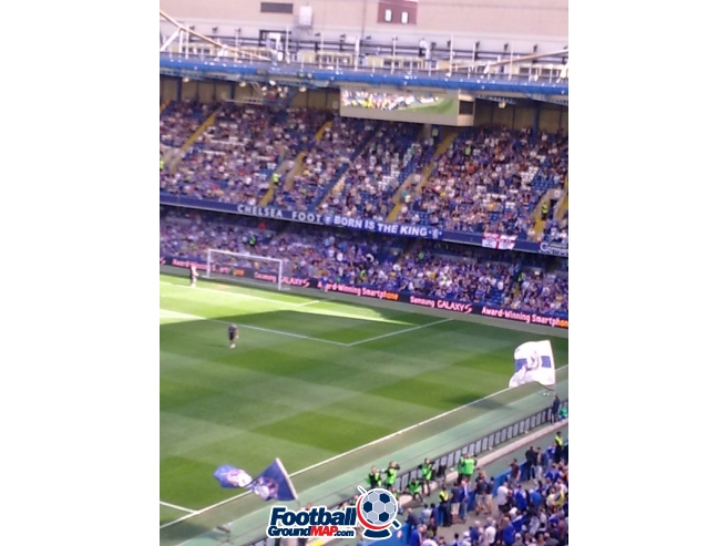 A photo of Stamford Bridge uploaded by planty37