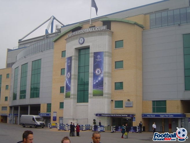 A photo of Stamford Bridge uploaded by facebook-user-100186