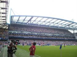 An image of Stamford Bridge uploaded by facebook-user-84896