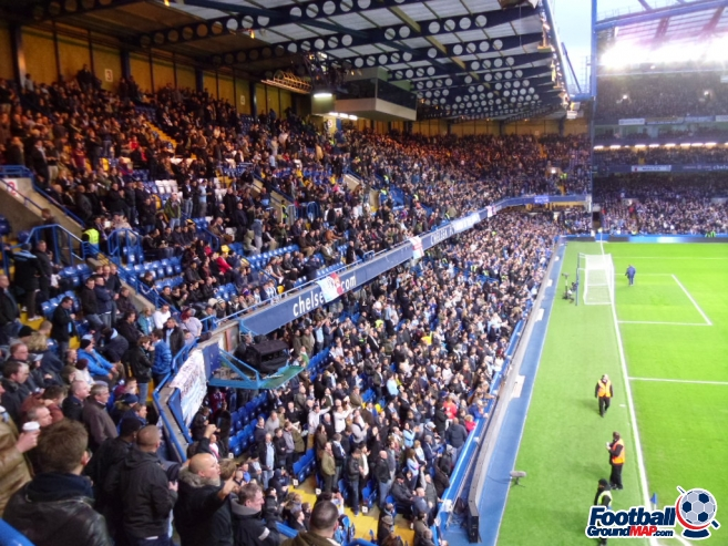 A photo of Stamford Bridge uploaded by smithybridge-blue