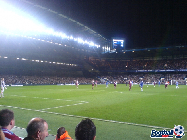 A photo of Stamford Bridge uploaded by facebook-user-66963