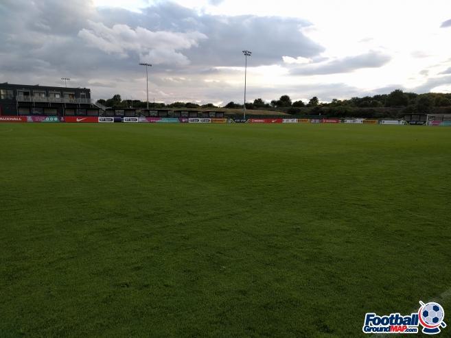 A photo of Stoke Gifford Stadium uploaded by matttheox